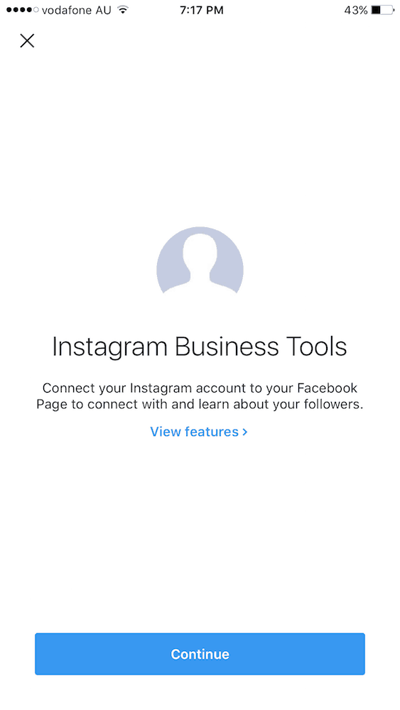 How to get the contact button business profile on instagram add your contact details ccuart Choice Image