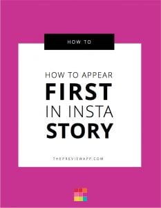 All  Insta Story Features Explained