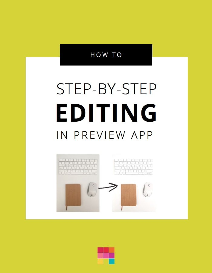 How to Make Photos White for Instagram: Step-by-Step Editing in Preview App