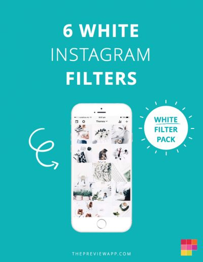 6 Filters to Make a White Themes on Instagram (Without Editing the Photo)