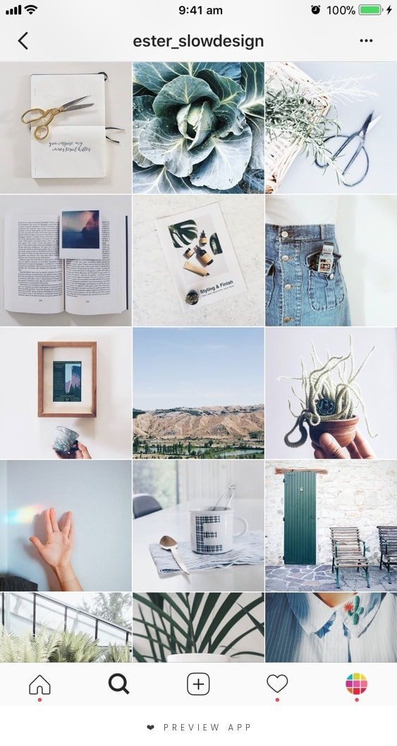 21 Instagram Theme Ideas Using Preview App Editing Tips