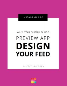 Best App to Plan Instagram Feed