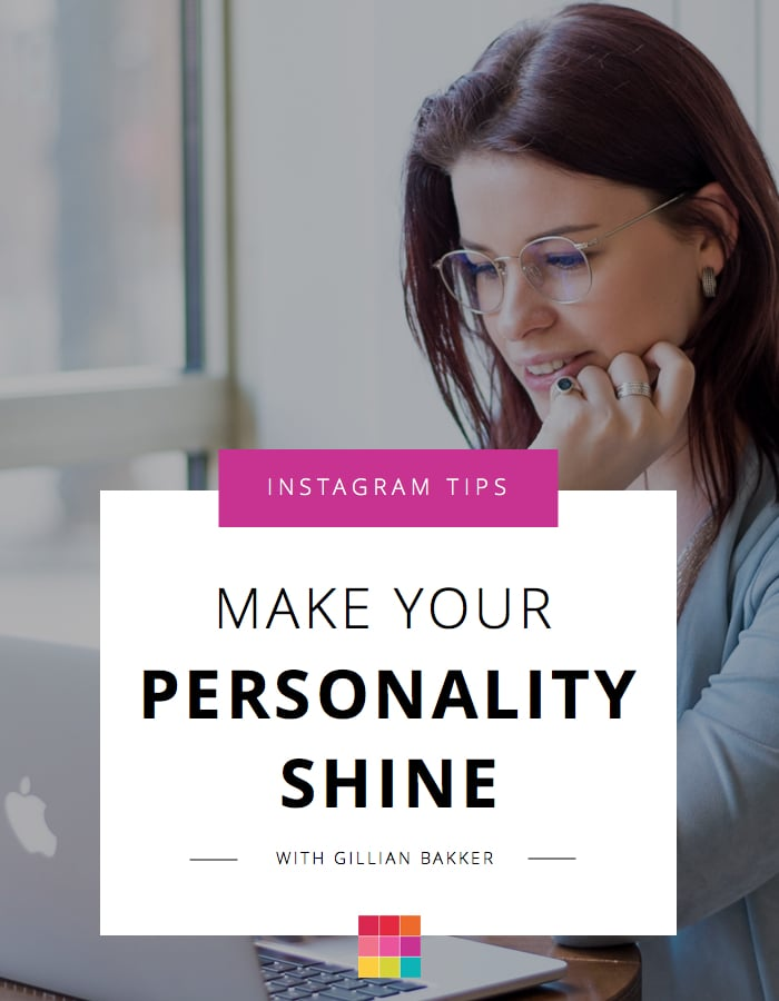 3 Easy Ways to Stick to your Theme & Stay Yourself on Instagram, with Gillian Bakker