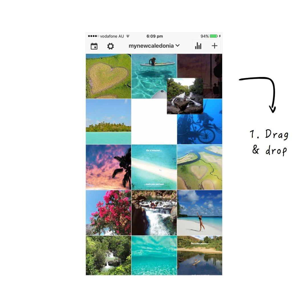 I Apologize In Advance For The Instagram Filters But Here: Best App To Plan Instagram Feed: Preview App