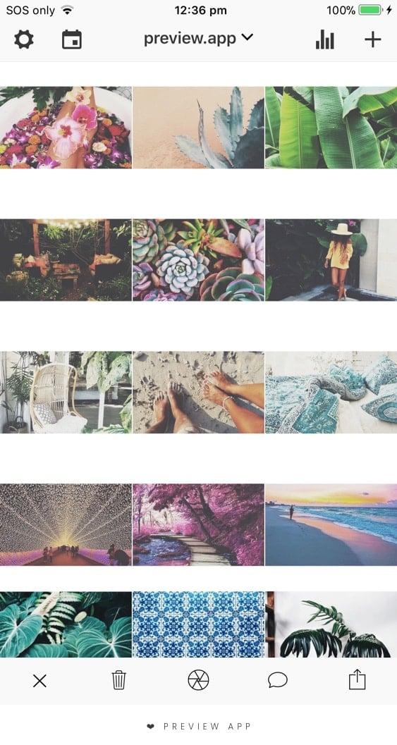 Instagram Profile Home Decor
