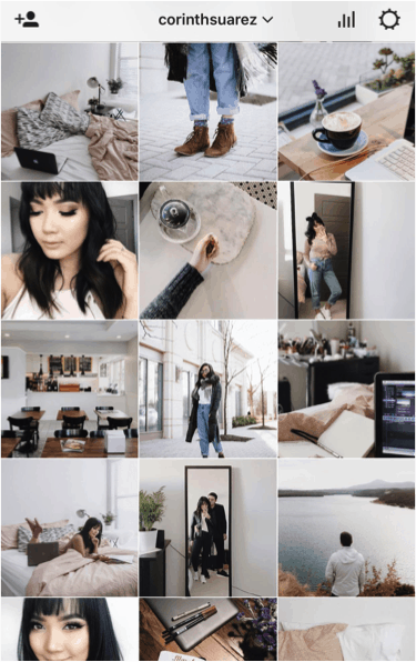 Interview with @CorinthSuarez: Instagram Outfit Photography