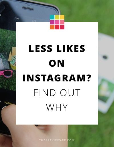 8 Reasons You're Getting Less Likes on Instagram (+ Action Tips)