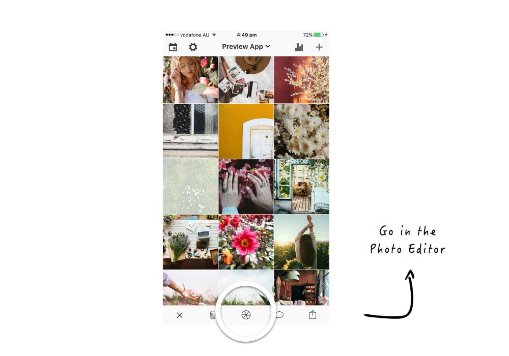 How to Add a White Borders on Instagram Photos using Preview App
