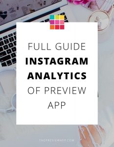 Instagram Analytics Tools in Preview App (Step-by-Step)