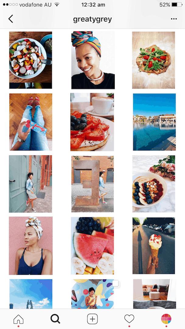 summer instagram theme ideas tips filters. Black Bedroom Furniture Sets. Home Design Ideas