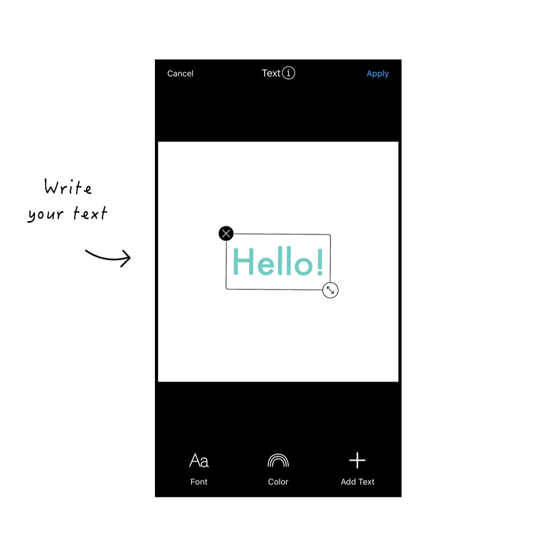 White Template | How To Make Templates For Instagram Posts 3 Ways