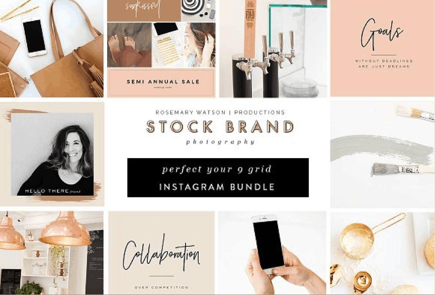 instagram templates