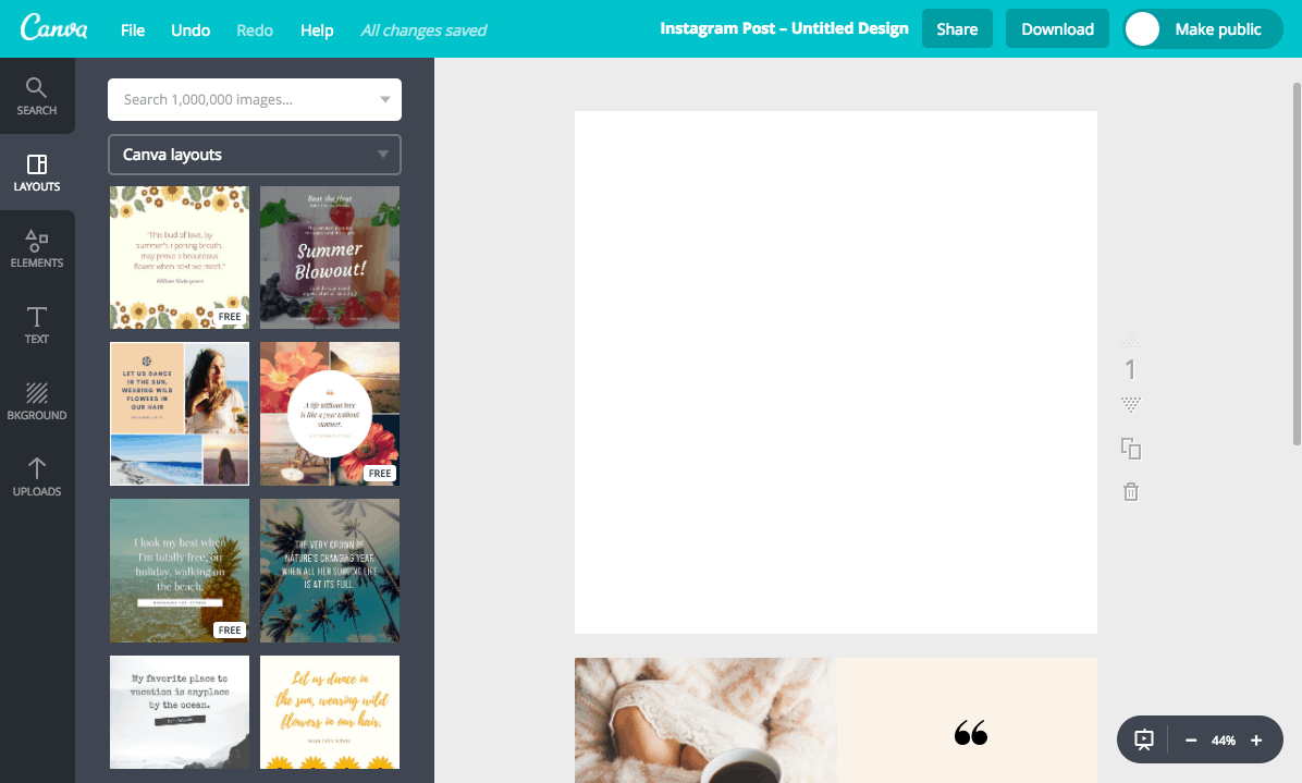 How to Make Templates for Instagram posts? (3 Ways)