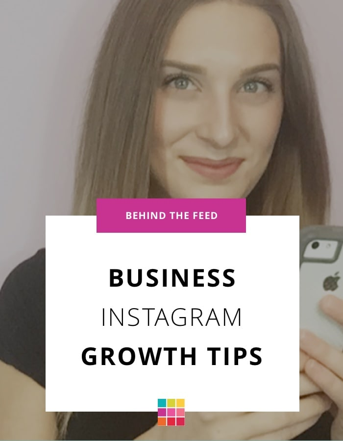 Behind the Feed with Ashley Perkins: Instagram Tips for Business