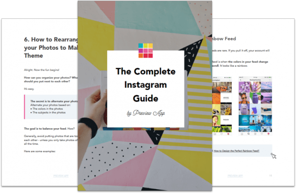 Complete Instagram Guide by Preview App