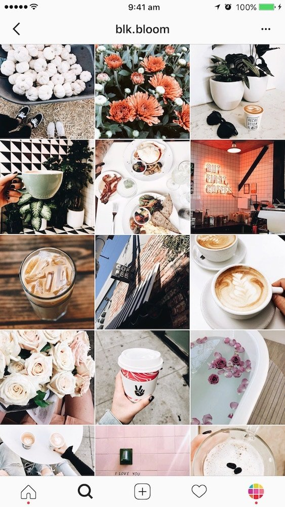 fall instagram theme ideas using preview app inspiration. Black Bedroom Furniture Sets. Home Design Ideas
