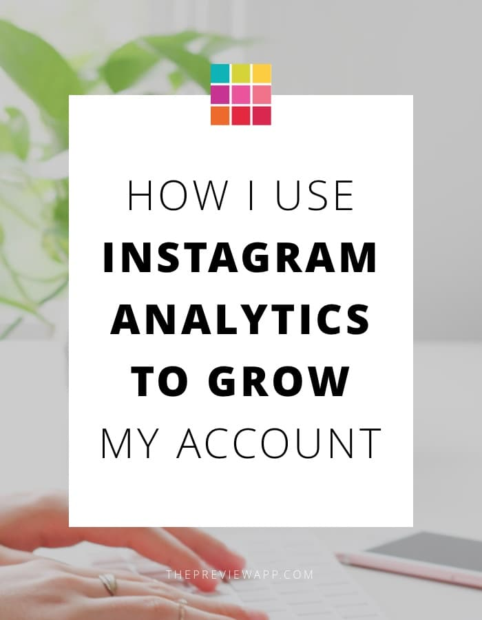 How to Use Instagram Analytics To Grow your Account? (This is what I do)