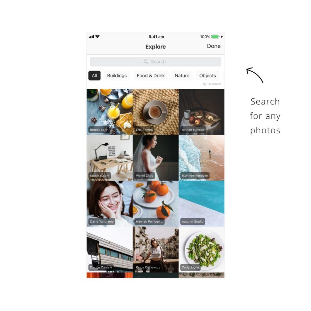 instagram planner free app