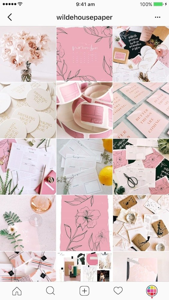 11 Brilliant Instagram Feed Ideas For Shops Tips