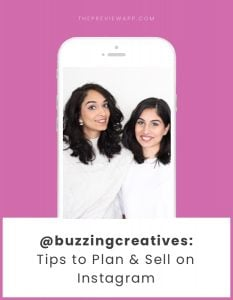 Behind the Feed with Buzzing Creatives: How to Create an Amazing Instagram Account that Sells?