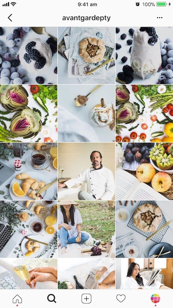 food instagram accounts ideas 10 designs. Black Bedroom Furniture Sets. Home Design Ideas