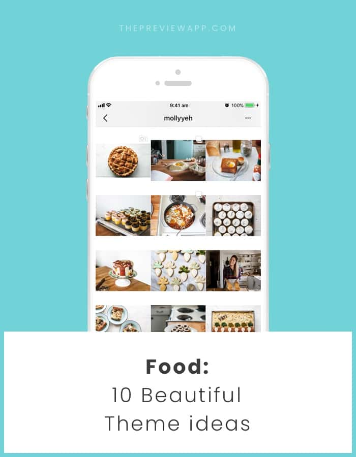 Food Instagram Accounts Ideas 10 Designs