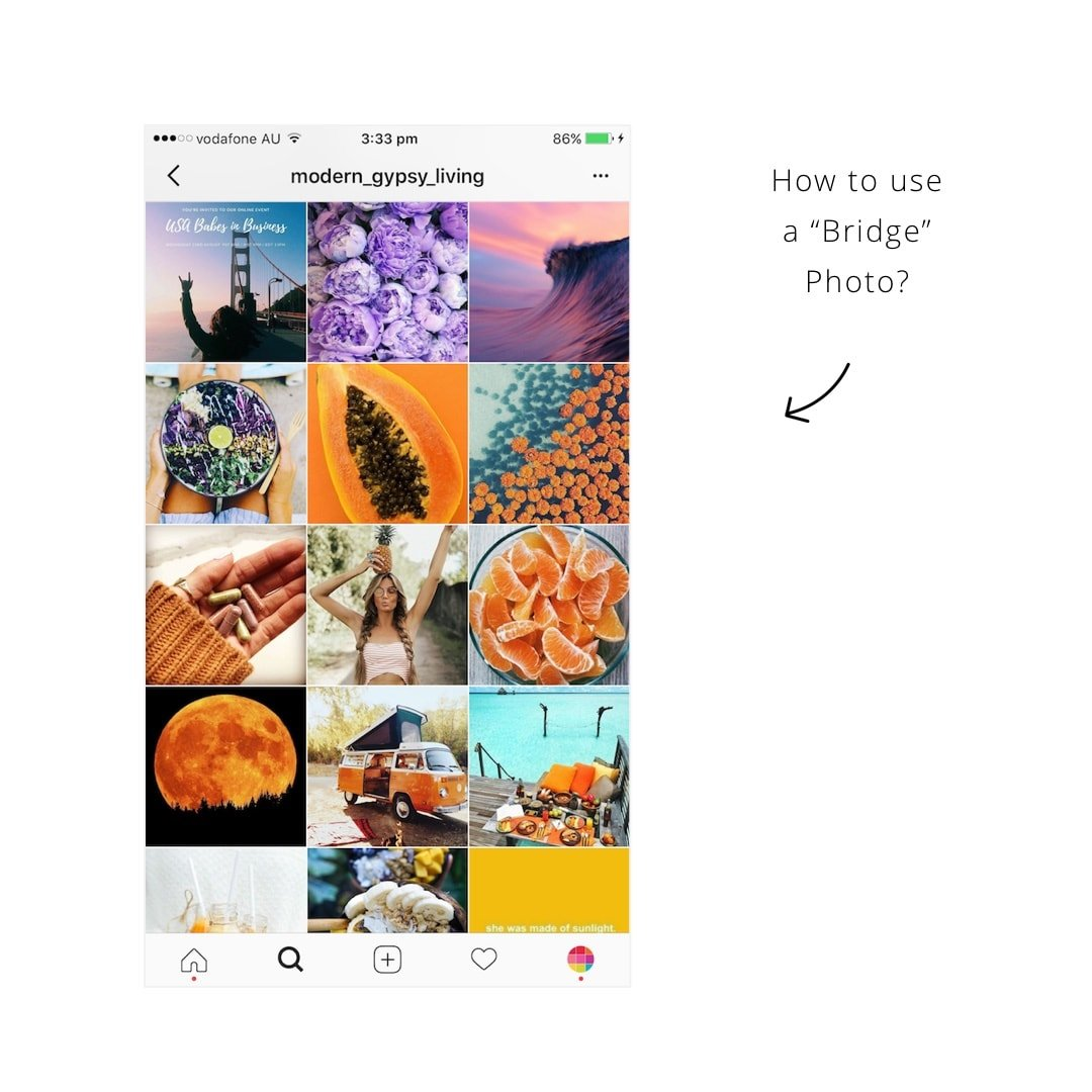 How To Make A Rainbow Instagram Feed Color Transition