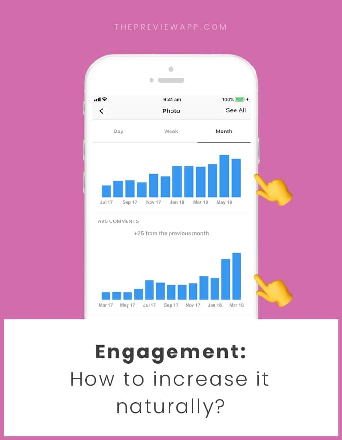 How to increase Instagram engagement organically