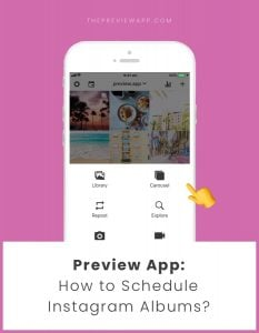 How to Schedule Multiple Photos in One Instagram Post (using Preview app)