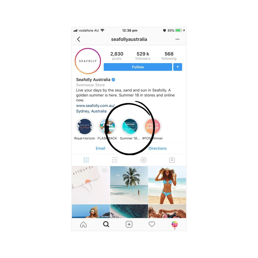 30 Insta Story Highlight Ideas For Your Business