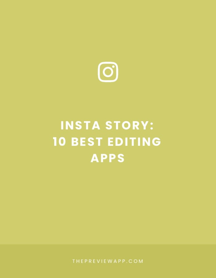 best instagram story apps