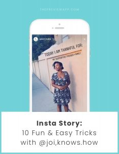 10 Easy Tricks To Make Your Insta Stories Stand Out