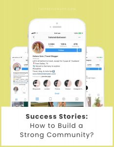 How to Build a Community on Instagram? 5 Successful Instagrammers Share Their Tips