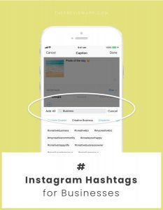 Best Instagram Hashtags for Business, Entrepreneurs, Creatives (Hashtags Lists)