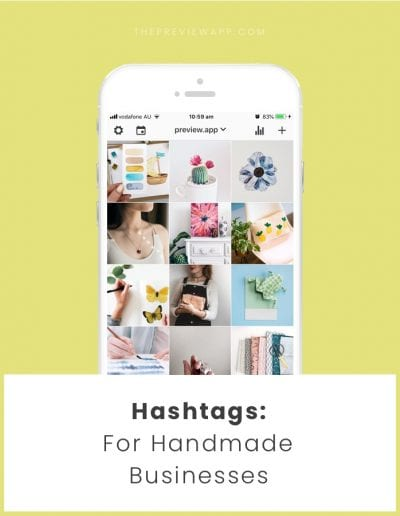 Best Instagram Hashtags for Handmade Businesses (by category)