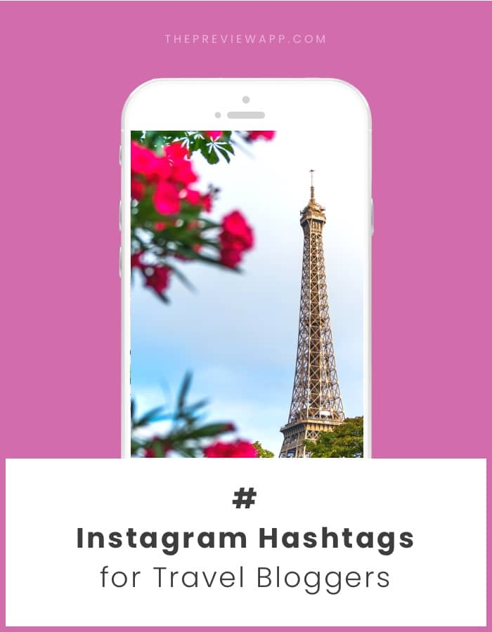 Best Instagram Hashtags for Travel Bloggers (Cities, Countries, Communities)