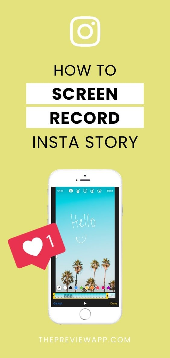 How to Record Screen for Insta Stories (On Your Phone)
