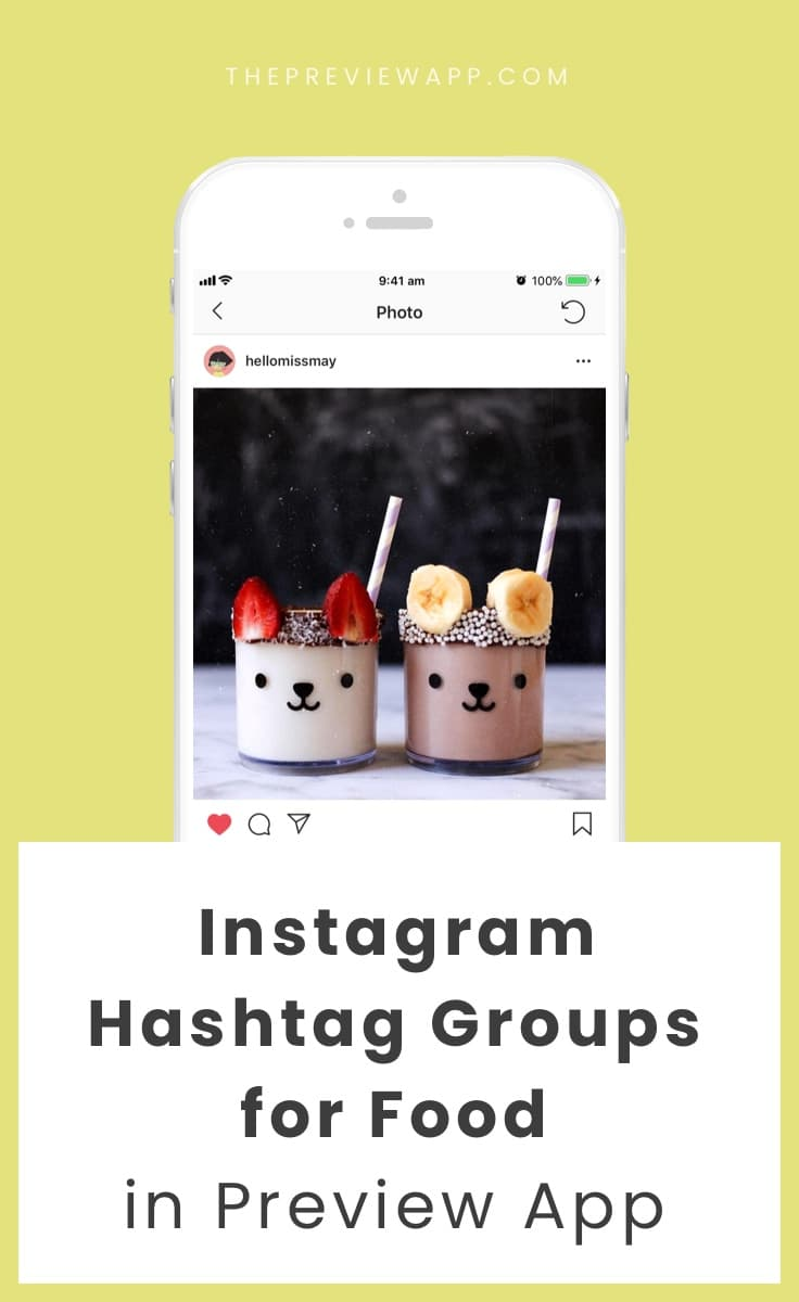 Best instagram hashtags for food photos communities bloggers pin it on pinterest preview app best instagram hashtags for food forumfinder Gallery