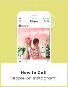 How to Call People on Instagram? (New Video Chat feature)