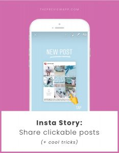How to Share a Post in your Insta Story?