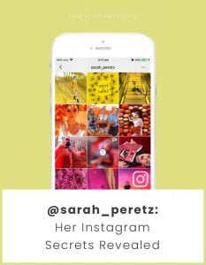 Behind the Feed with @sarah_peretz: Let's Talk Rainbow Feed and Instagram Planning
