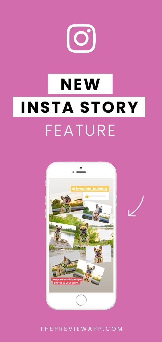 how to add see post in instagram story