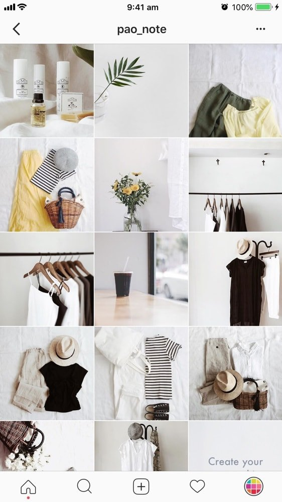 +10 Instagram Color Theme Ideas (+ How to Color Coordinate? ?)
