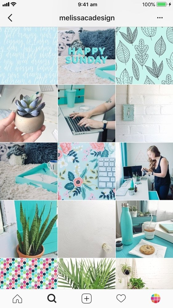 Sensational 10 Instagram Color Theme Ideas How To Color Coordinate Home Remodeling Inspirations Cosmcuboardxyz