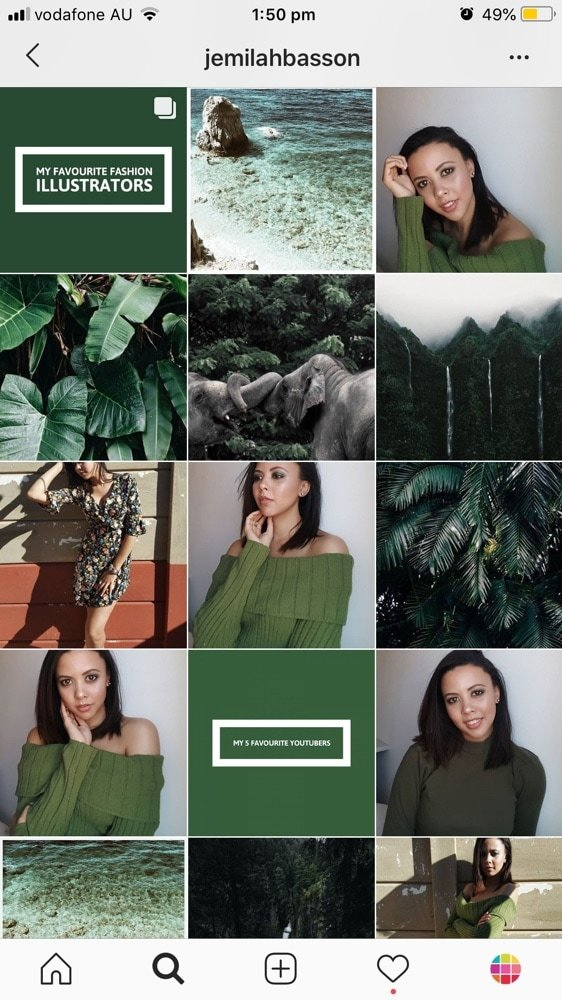 10 Instagram Color Theme Ideas How To Color Coordinate