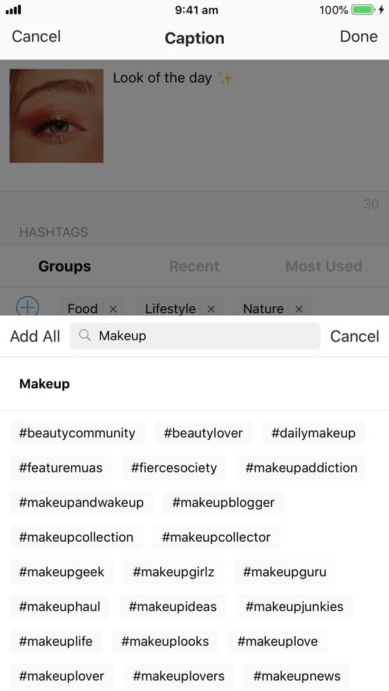 Best Instagram Hashtags for Makeup Artists and Lovers