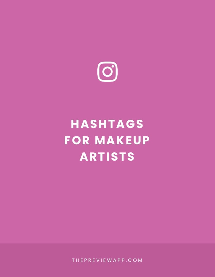 Best Instagram Hashtags for Makeup