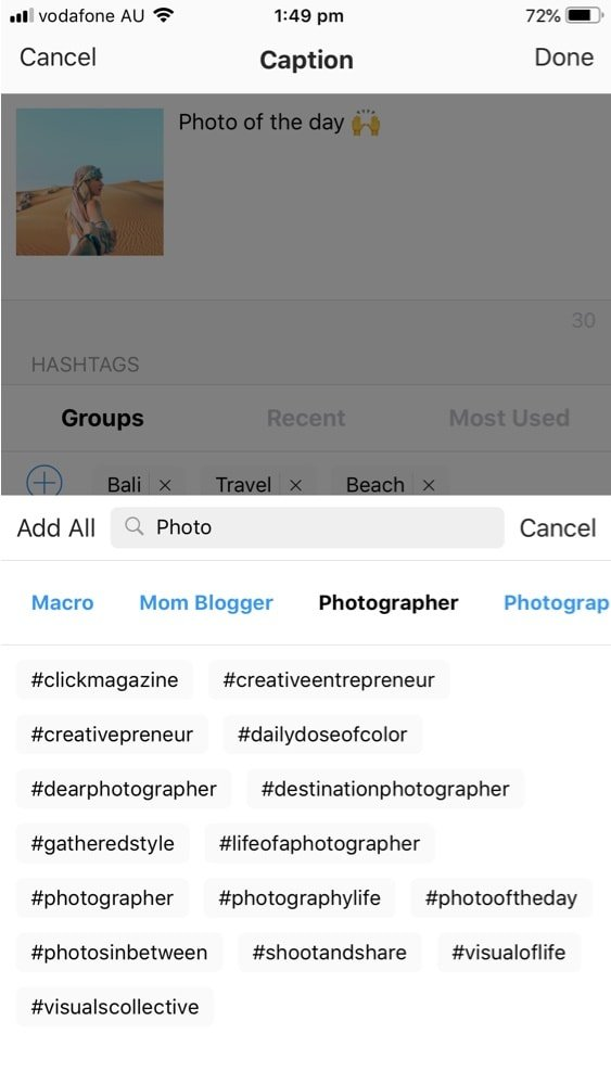 Image result for hashtags for instagram photography