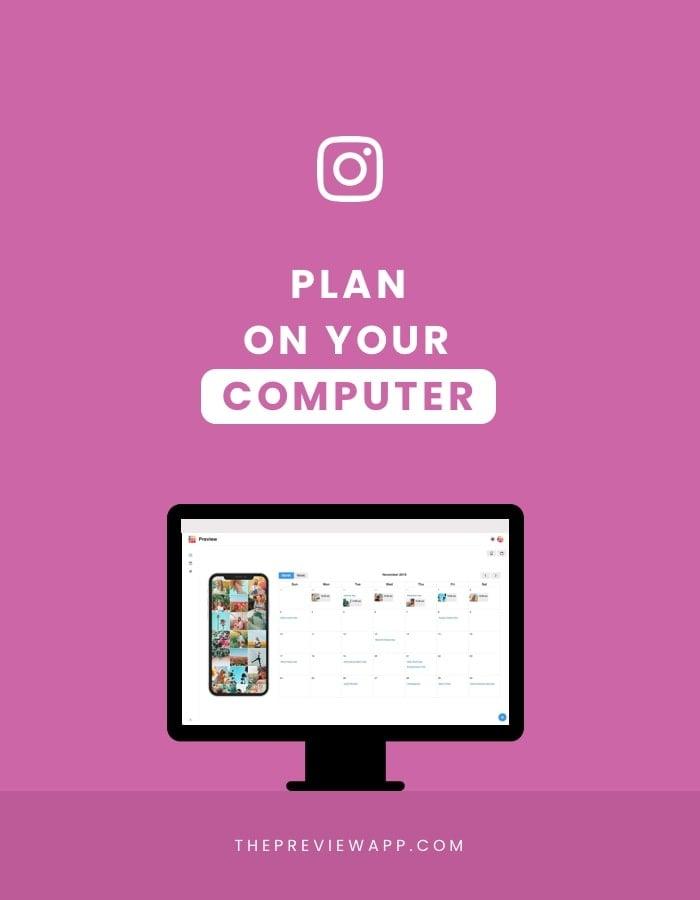 Instagram Preview App DESKTOP is here!