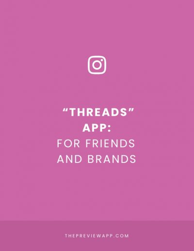 "Instagram ""Threads"" App: Explained"